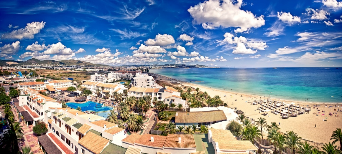 Playa D En Bossa Ibiza